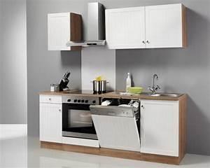 Komplette Küche Mit Elektrogeräten : k che mit elektroger ten ~ Markanthonyermac.com Haus und Dekorationen