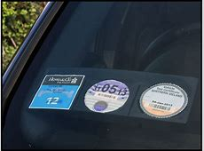 Car Van TAX MOT NCT PARKING PERMIT INSURANCE DISC