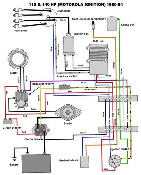1989 Omc Ignition Wiring Diagram by For A 1989 Mercruiser Wiring Diagrams Wiring Diagram
