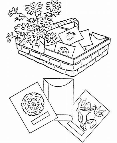 Garden Coloring Pages Sheets Vegetable Spring Gardening