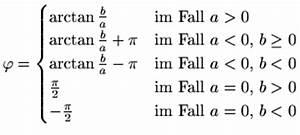 Zahl Pi Berechnen : die polardarstellung komplexer zahlen ~ Themetempest.com Abrechnung