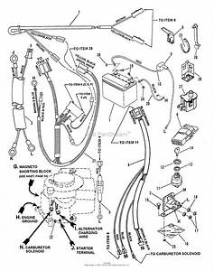 Snapper 331415bve Rear Engine Rider Series 15 Parts Diagram For Electrical System  For 14hp Briggs