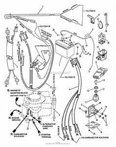 Snapper Rear Engine Rider Wiring Diagram