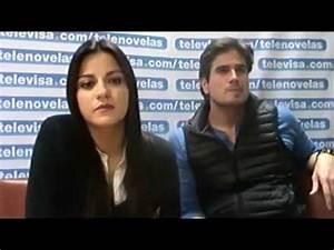 Chat Maite Perroni y Daniel Arenas - YouTube