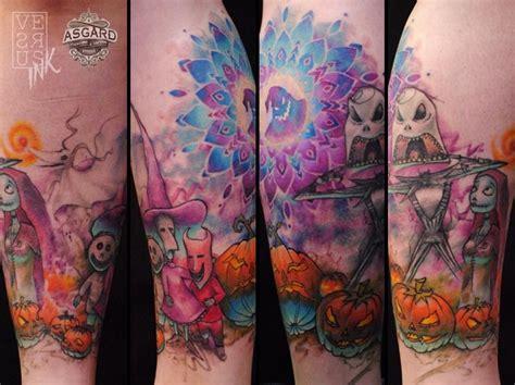 55 Halloween Tattoo Designs