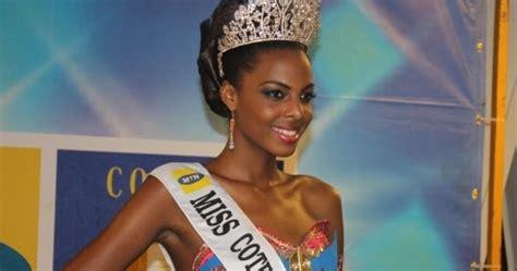 Beauty Contests BLOG: Aissata Dia - Miss Cote D'Ivoire ...