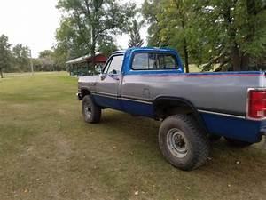 1992 Dodge Ram Cummins Turbo Diesel 2500 Rust Free 5 Speed