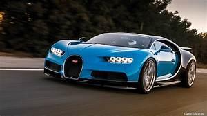 2017 Bugatti Chiron - Front | HD Wallpaper #1 | 1920x1080