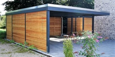 Carport Holz Modern by Carport Modern Die Quot Klare Linie Quot Freese Holz