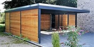 Carport Holz Modern : carport modern die klare linie von freese holz ~ Markanthonyermac.com Haus und Dekorationen