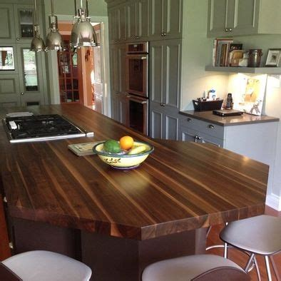 black walnut butcher block countertop 151 best images about cabinets walnut on 7911