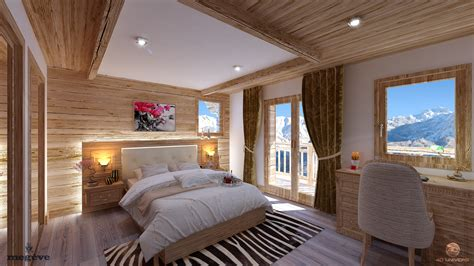 interieur chambre studio 3d 4d univers studio animation 3d architecture