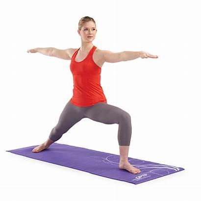 Yoga Mat Optp Pilates Exercise Mats