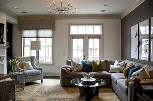 45 contemporary living rooms with sectional sofas pictures for How to arrange sectional sofa in living room