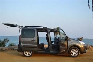 Peugeot Partner Tepee Outdoor : la mejor prueba de la peugeot partner tepee veranotepee2014 motorspot ~ Gottalentnigeria.com Avis de Voitures
