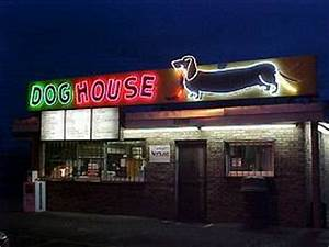 albuquerque neon lights With the dog house albuquerque
