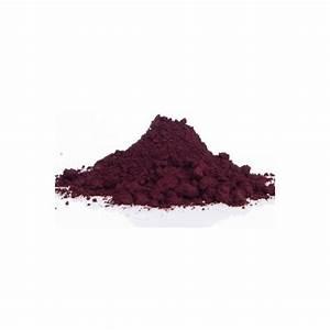 Acheter Coloration Rouge Framboise : pigment oxyde de fer rouge framboise le moulin couleurs terres colorantes pigments ~ Melissatoandfro.com Idées de Décoration