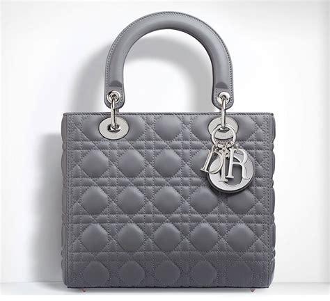 ultimate bag guide  christian dior lady dior bag purseblog