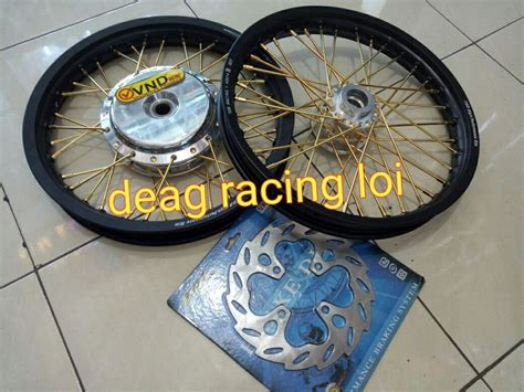 Tdr Ring 14 by Jual Velg Jari Jari Tromol Paketan Ring 14 Beat Scopy