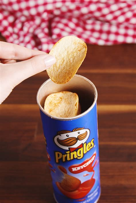 Ketchup Flavored Pringles Are Finally Coming To The U.S ...