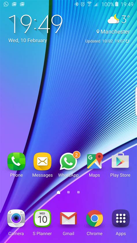 Android Home Screen Wallpaper by Home Screen Layouts And How To Theme Them Android Central