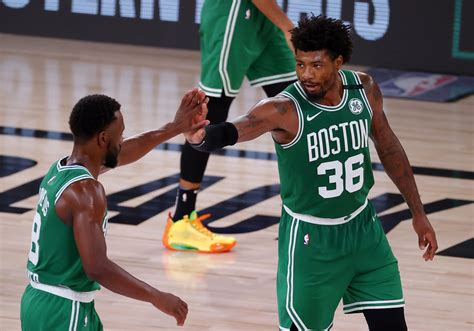 Boston Celtics hang on to win Game 3 against Heat