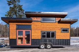 10 U0026 39  Wide Tiny House On Wheels By Timber Wolf Homes