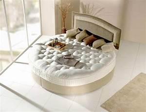 Lit Rond But : le lit rond pour meubler la chambre coucher d une mani re originale et cr ative design feria ~ Teatrodelosmanantiales.com Idées de Décoration