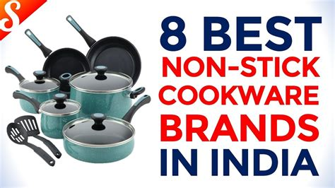 stick cookware brands  india  price youtube
