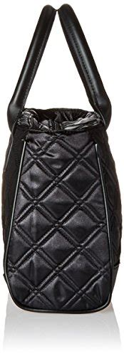 quilted lunch bag sachi fashion insulated lunch bag black quilted buy