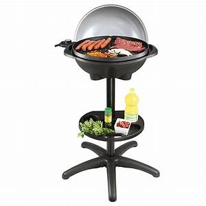 Plancha électrique Sur Pied : barbecue lectrique de table sur pied 1600 w grills ~ Dailycaller-alerts.com Idées de Décoration