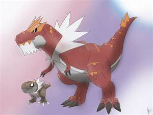Tyrantrum images Awesome Tyrantrum HD wallpaper and ...