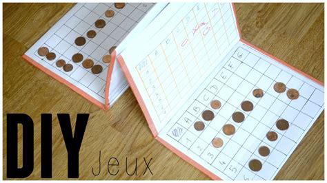 Diy // 3 Jeux De Société