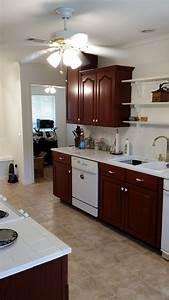 Galley, Kitchen, Renovation, Reveal