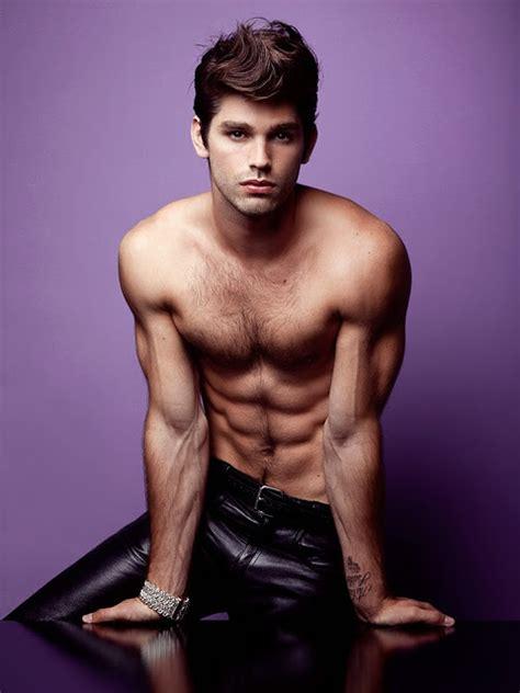 male model street justin gaston