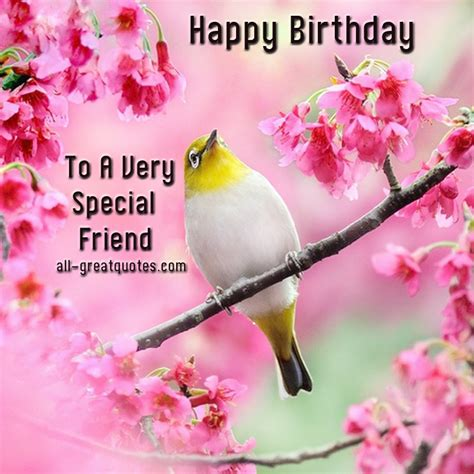 Birthdays are the special time to express your feeling and love to your best friends and family members. Birthday Greetings For Friend Quotes. QuotesGram