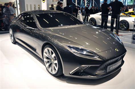 2018 Lotus Eterne Concept Car Photos Catalog 2018
