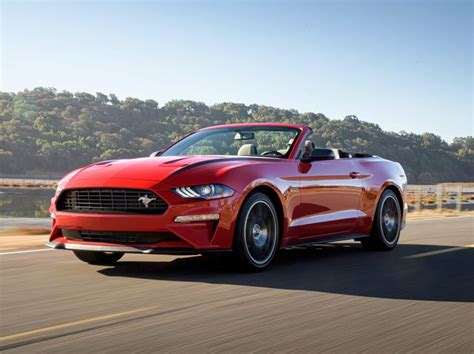 ford mustang review pricing  specs