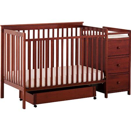 cribs with changing table storkcraft 4 in 1 crib and changing table cognac
