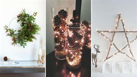 simple elegant diy christmas decorations