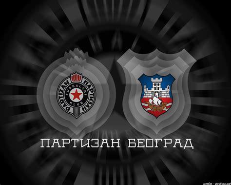 FC PARTIZAN: PFC BACKGROUNDS