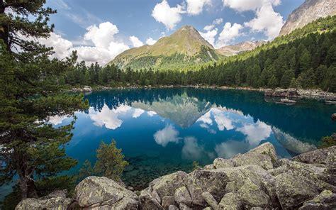 telecharger la meteo sur mon bureau gratuit fond ecran paysage nature montagne lac reflet eau gratuit