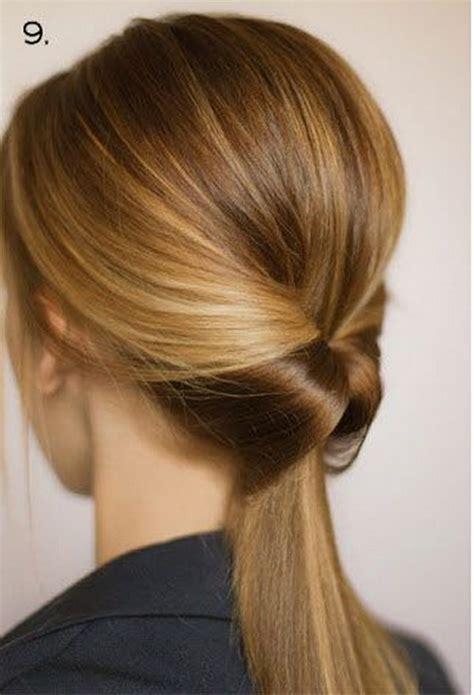 gorgeous ponytail hailstyle hacks  tutorials