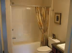 basement bathroom design simple basement bathroom with white bathtub plus flower accents curtain design and marvelous