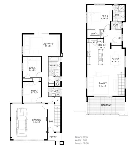 3 story townhouse floor plans 28 images 23 surprisingly 3 story townhouse floor plans
