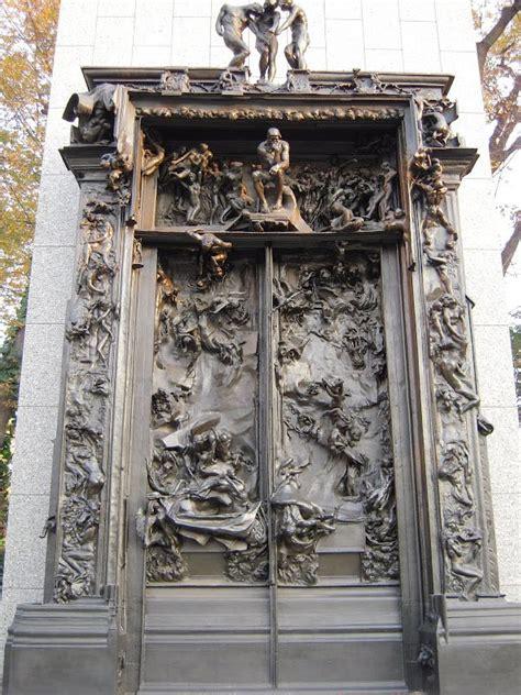 la porte des enfers la porte de l enfer le chef d œuvre d auguste rodin pass 233