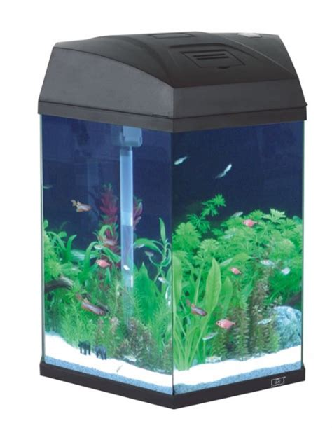 fish r 21 6 litre black hexagonal aquarium frf 555bla hexagonal aquarium fish tanks