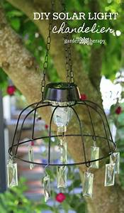 Replace Can Light With Chandelier 28 Cheap Easy Diy Solar Light Projects For Home Garden