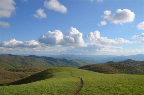 Max Patch - Hiking