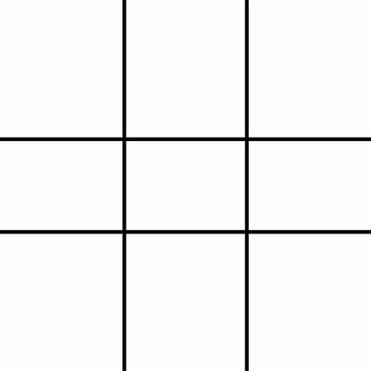 Blank Template Card Toe Tic Tac Playing